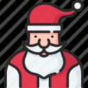 christmas, claus, holiday, santa, santa claus