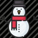 christmas, decoration, snowman, winter, xmas