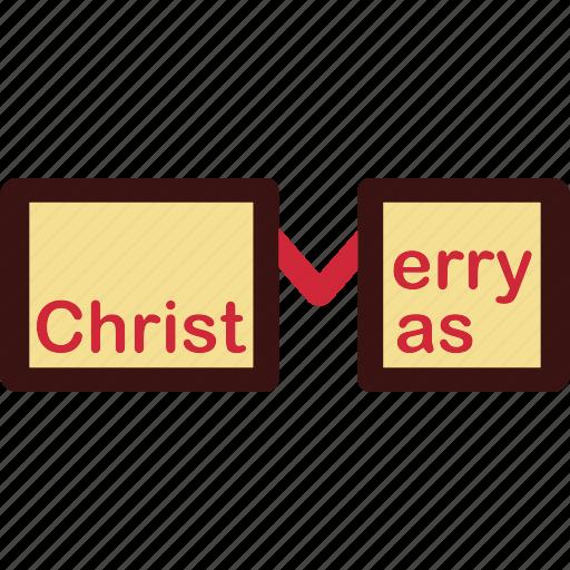 celebration, christmas, decoration, greeting, merry icon
