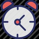 clock, retro, timepiece, vintage, clock alarm