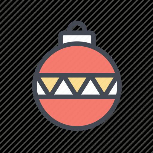 christmas, ornament, winter, xmas icon