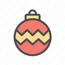 christmas, decoration, ornament, xmas icon