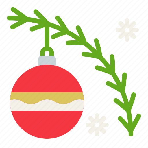 Bauble, christmas, christmas ball, decoration, merry icon - Download on Iconfinder