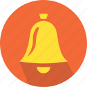 alarm, alert, bell, christmas, party, ring, xmas icon
