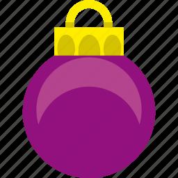 ball, celebration, christmas, decoration, holiday, xmas icon