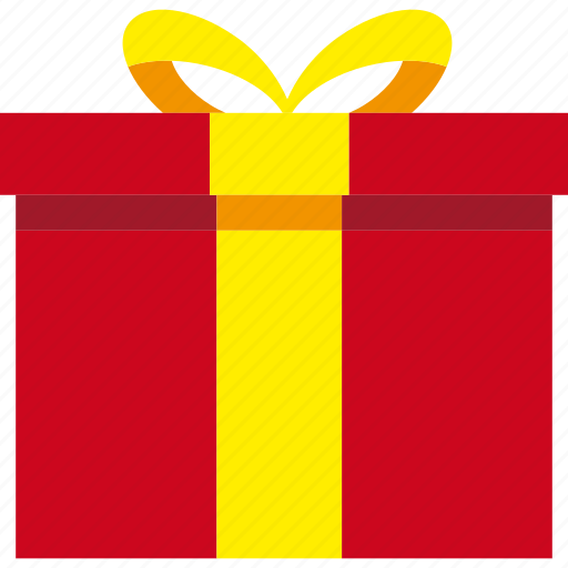 birthday, box, christmas, gift, present, ribbon, xmas icon