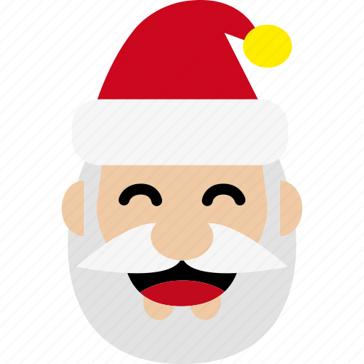 christmas, father christmas, kris kringle, saint nicholas, santa, santa claus, xmas icon