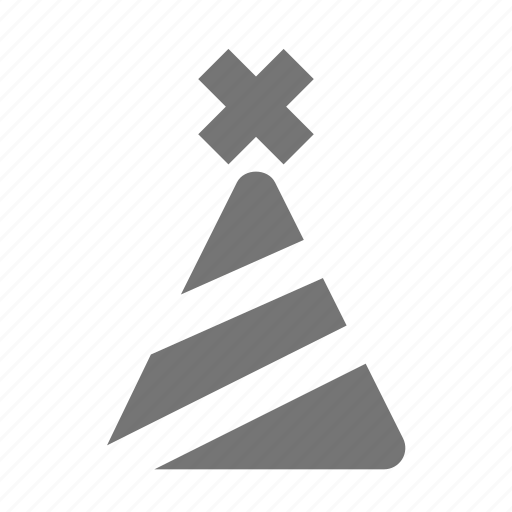 celebration, christmas, hat, party icon