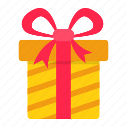 birthday, box, christmas, gift, package, present, xmas icon