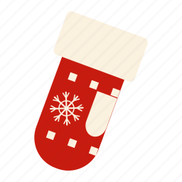 christmas, decoration, santa, sock, socks, xmas icon