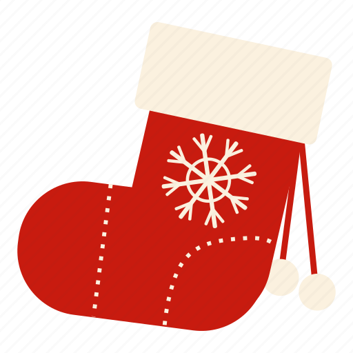 celebration, christmas, santa, sock, socks, xmas icon