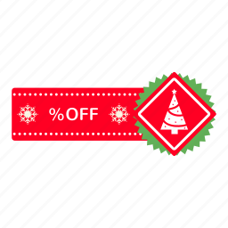 advertising, branding, christmas, marketing, new, off icon