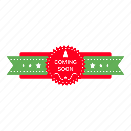 advertising, branding, christmas, coming, marketing, offers, soon icon