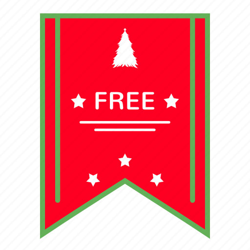 advertising, branding, christmas, discount, free, marketing, special icon