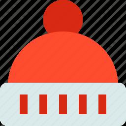 cap, cold, hat icon
