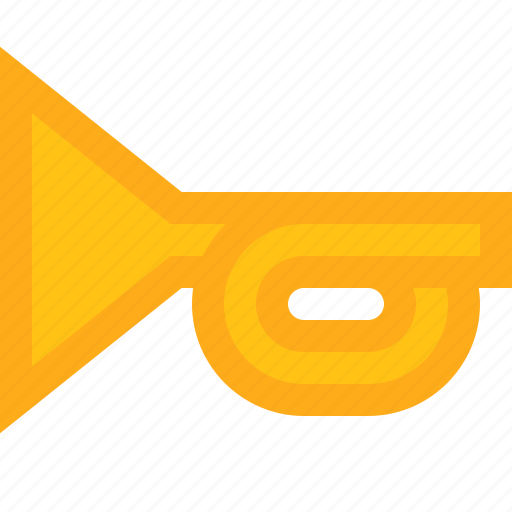 audio, horn, megaphone, music, play, sound, trumpet, volume icon