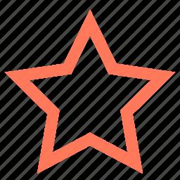 achievement, badge, reward, star, trophy, win icon