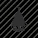 christmas, christmas tree, decoration, pine tree, tree icon