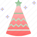 christmas, decoration, hat, party, xmas