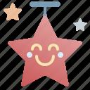 christmas, decoration, gift, star, xmas