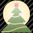 christmas, holiday, pine, star, tree, xmas