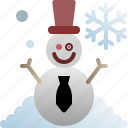 christmas, decoration, snowman, winter, xmas