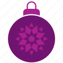 ball, christmas, decor, decoration, ornament, tree, xmas icon
