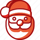 avatar, celebration, christmas, claus, santa