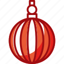 bauble, celebration, christmas, christmas ball, decoration icon