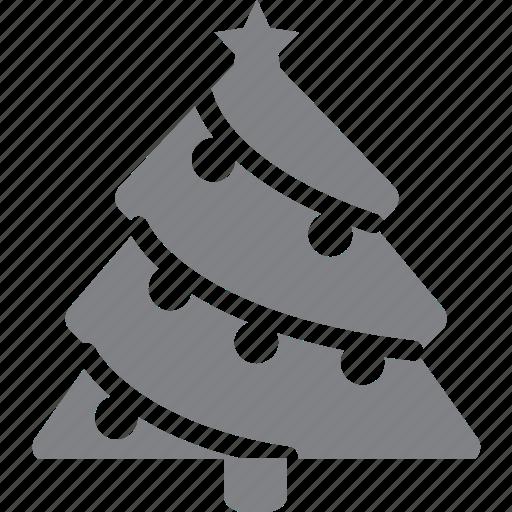 chrisrmas tree, christmas, decoration, holiday, tree, winter, xmas icon