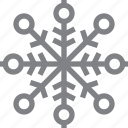 christmas, decoration, flake, snow, snowflake, winter, xmas icon