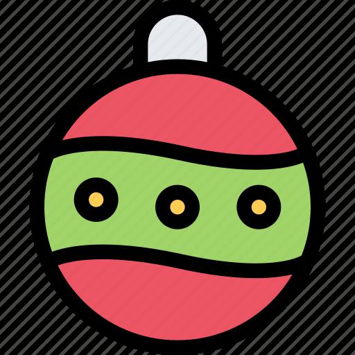 ball, christmas, santa, xmas icon