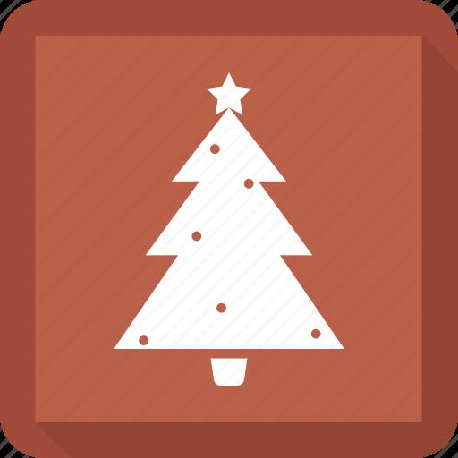christmas, christmas tree, decoration, tree icon