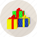 birthday, box, celebration, christmas, gift, present, wedding icon
