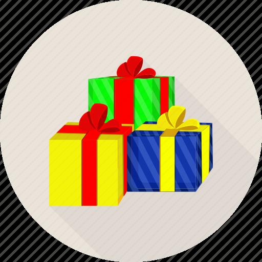 birthday, box, celebration, christmas, gift, present, wedding icon