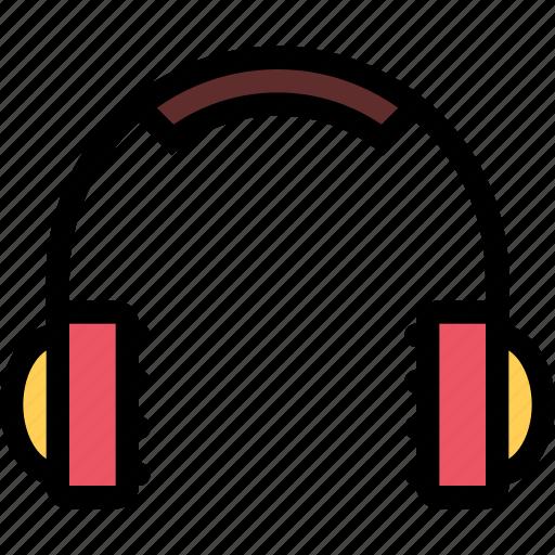 christmmas, earphone, headphone, headphones, headset, xmas icon