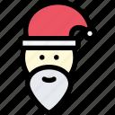 christmas, claus, gift, santa, xmas