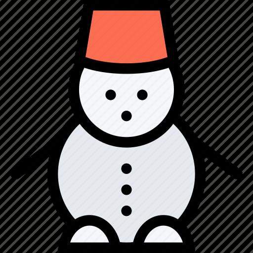 Christmas, decoration, snow, snowflake, snowman, winter, xmas icon - Download on Iconfinder