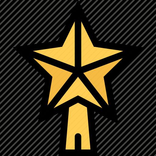 christmas, decoration, star, xmas icon