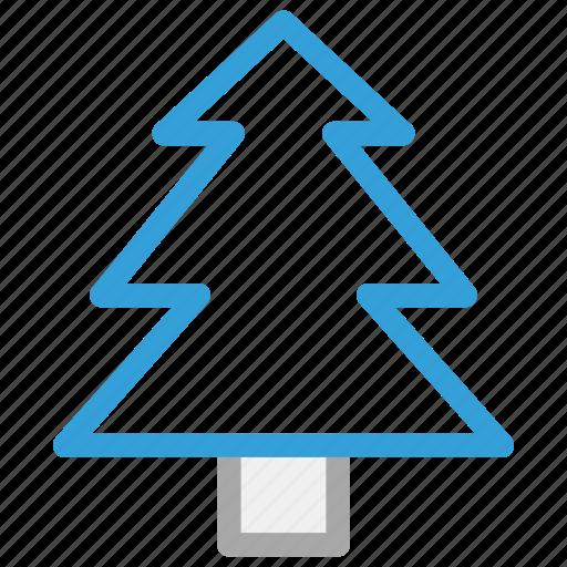 celebration, christmas, christmastree, decoration icon