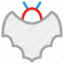 bat, christmas, holiday, xmas icon