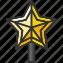 christmas, star, tree, xmas icon