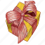 birthday, box, celebration, christmas, gift, giftbox, holiday, new year, package, present, prize, wish, xmas icon