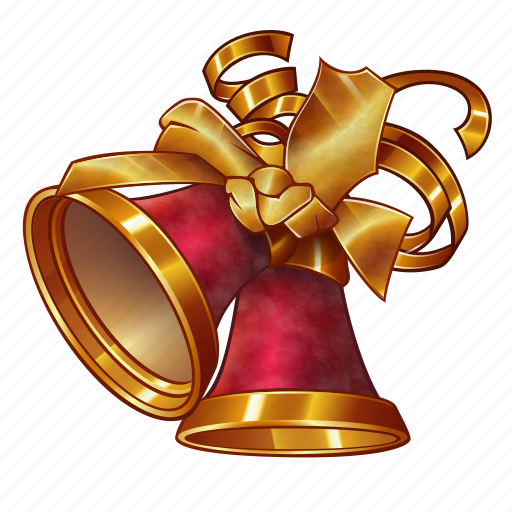 bells, carol, celebration, christmas, jingle, new year, xmas icon