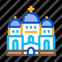 christian, christianity, church, domes, interior, religion, temple