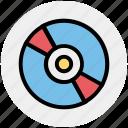 burn, cd, disc, dvd, entertainment, music, share icon