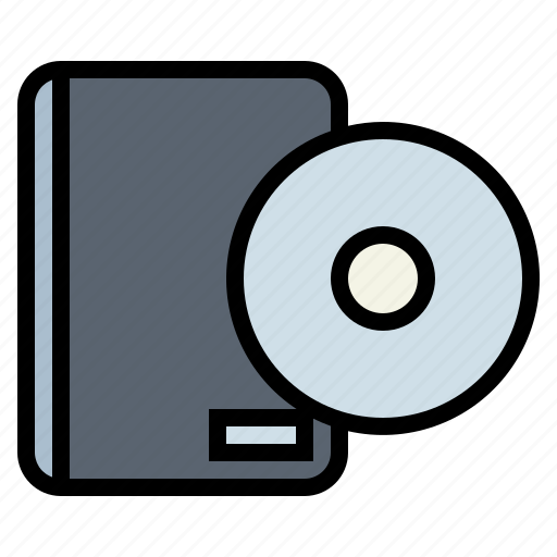 bluray, cd, compact, disc, dvd icon