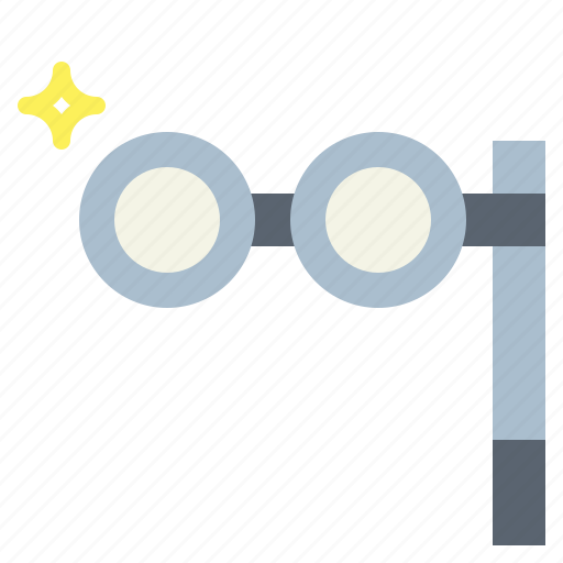 binoculars, opera, show, vision icon