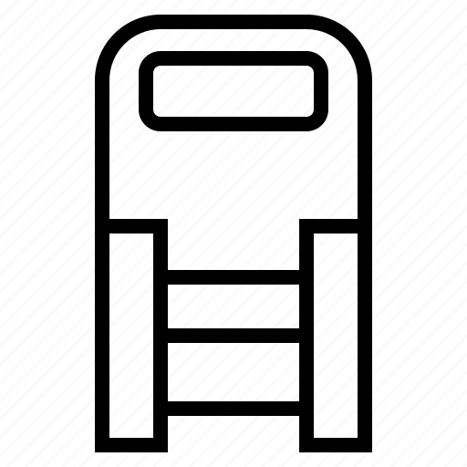 chair, cinema, movie, seat icon