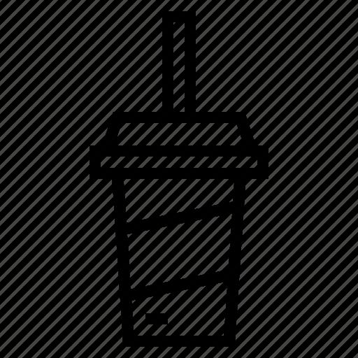 cola, drink, soda, soft, sugar icon